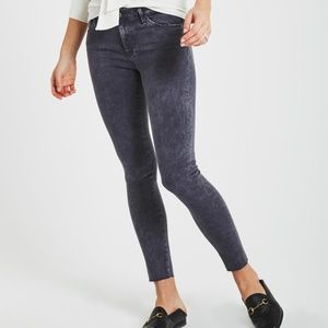 AG Middi Ankle Mid Rise Skinny Jean, Erosion Wash